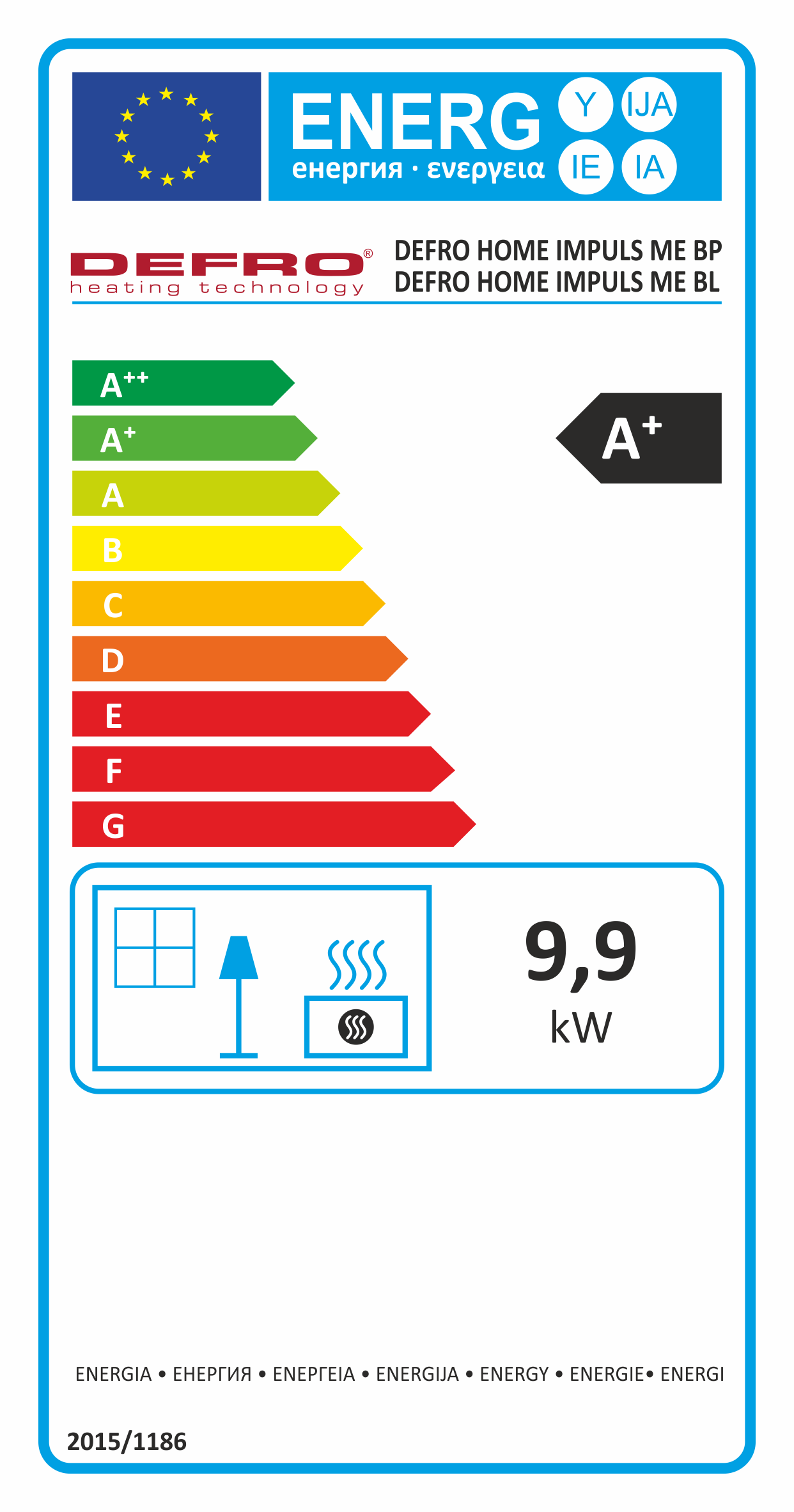 Defro Home Impuls ME BP energeticky stitok krbyonline