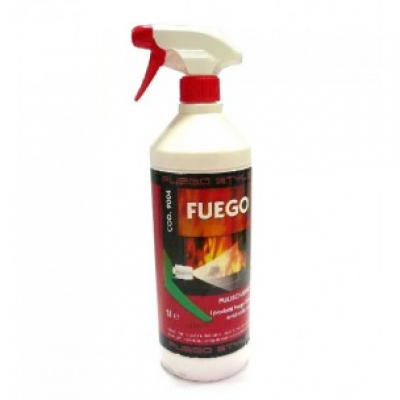 Čistič skla Fuego 1L