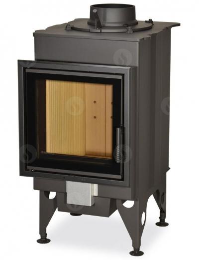 Romotop KV 025 N01 kandallóbetét hőtárolós építményhez dupla üveggel