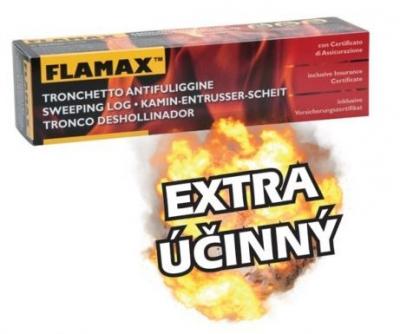 Čistič komína FLAMAX