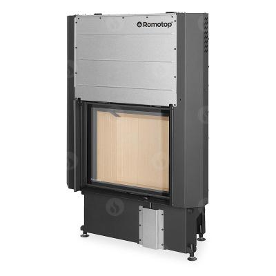 Romotop Impression 2g L 67.60.01 masszív acél kandallóbetét liftes tolóajtóval