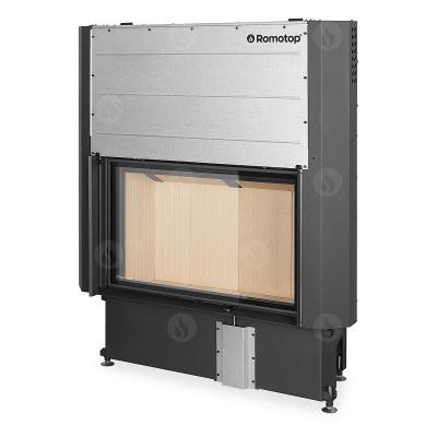 Romotop Impression 2g L 93.60.01 masszív acél kandallóbetét liftes tolóajtóval
