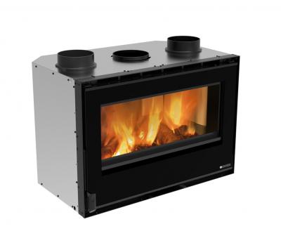 La Nordica Insert 80 légfűtéses acél kandallóbetét ventillátorral