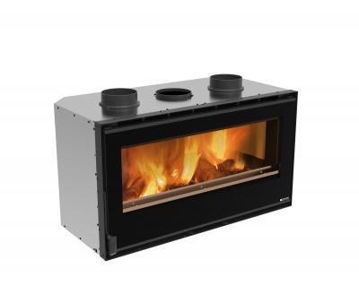 La Nordica Insert 100 légfűtéses acél kandallóbetét ventillátorral