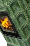 Hein Baracca 4 TV keramické teplovodné krbové kachle krbyonline
