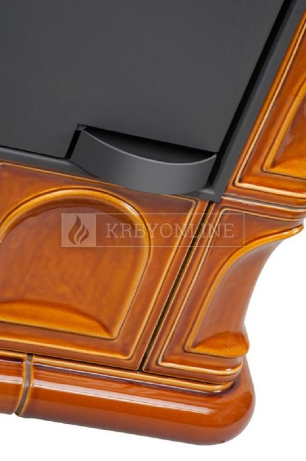Hein ALAKO 2H klasické keramické krbové kachle na tuhé palivo krbyonline