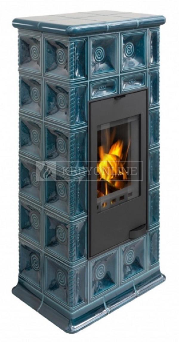 Hein ALAKO 3 H klasické keramické krbové kachle na tuhé palivo krbyonline