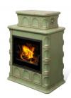 Hein Baracca 3 klasické keramické krbové kachle s veľkým ohniskom krbyonline