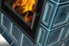 Hein BARACCA OU klasické keramické krbové kachle s veľkým ohniskom krbyonline