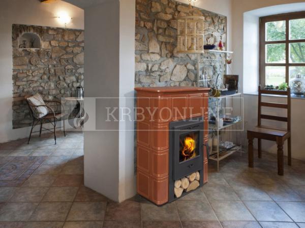 Hein Catania 1 kvalitné klasické keramické kachle krbyonline