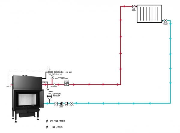 Bef Aquatic schéma zapojenia krbyonline