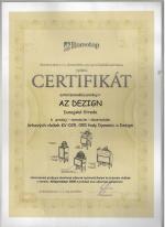 Certifikát azdesign krbyonline
