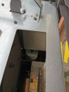 Romotop Heat U 3g L 50.52.70.21 oceľová, teplovzdušná, trojstranná krbová vložka s výsuvnými dvierkami krbyonline, krb, krby, kozub