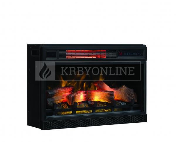 Classic Flame Spectrafire 26 zabudovateľná elektrická krbová vložka 3D krbyonline
