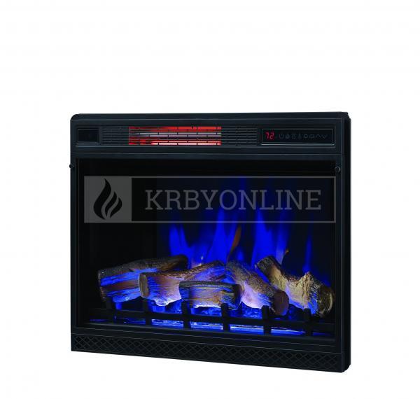 Classic Flame Spectrafire 28 zabudovateľná elektrická krbová vložka 3D krbyonline
