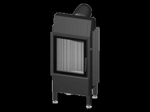 Spartherm rovná krbová vložka s otváraním doľava alebo doprava krbyonline