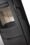 Romotop LUGO N 03 AKUM akumulačné krbové kachle s plechovým obložením krbyonline