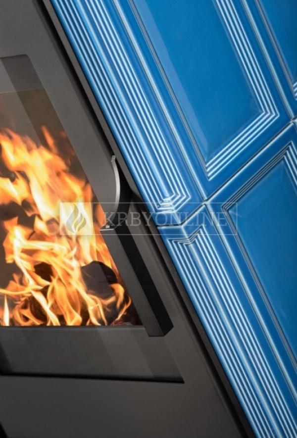 Hein Gremio 1 moderné keramické kachle krbyonline