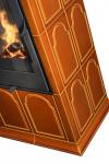 Hein Gremio 2 klasické keramické kachle krbyonline
