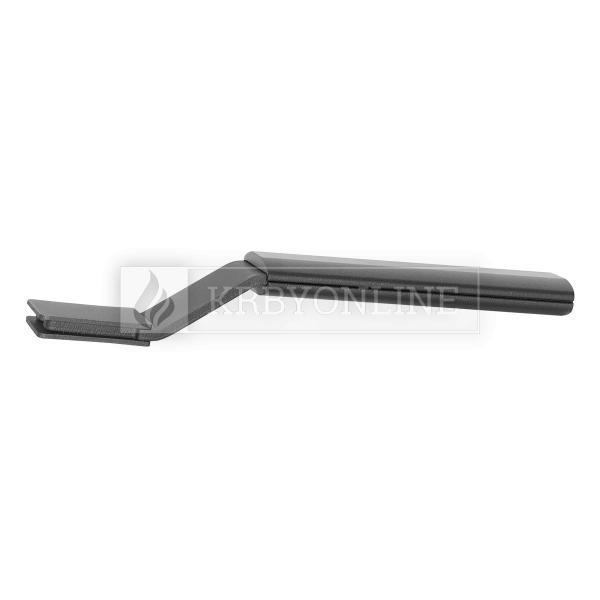 Romotop Impression C 2G L 80.61.34.21 trojstranná krbová vložka s výsuvnými dvierkami a deleným skom krbyonline