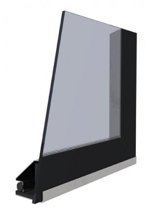 Kobok Chopok 2R90 S-380 sklo modern krbyonline