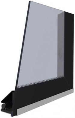 Kobok Kazeta R90 - sklo modern krbyonline