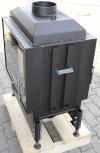 Kobok Kazeta O LD 670/510, SM, teplovzdušná krbová vložka priehľadná krbyonline