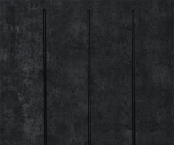 Výstelka ohniska - čierny termotec krbyonline
