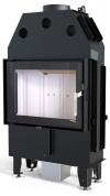 Defro Home Intra SM SLIM teplovzdušná krbová vložka rovná krbyonline