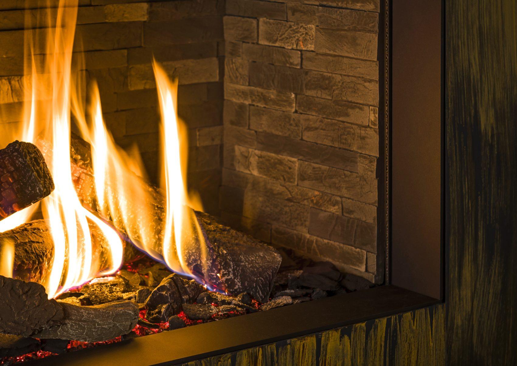 Trimline Fires - široké polená do plynového krbu krbyonline