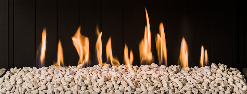 Trimline Fires - carrara kamienky do ohniska krbyonline