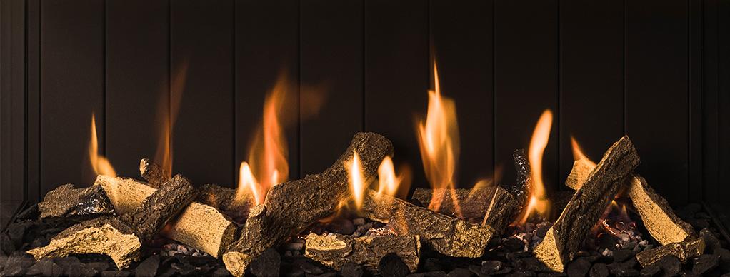Trimline Fires - imitácia drevených polienok krbyonline