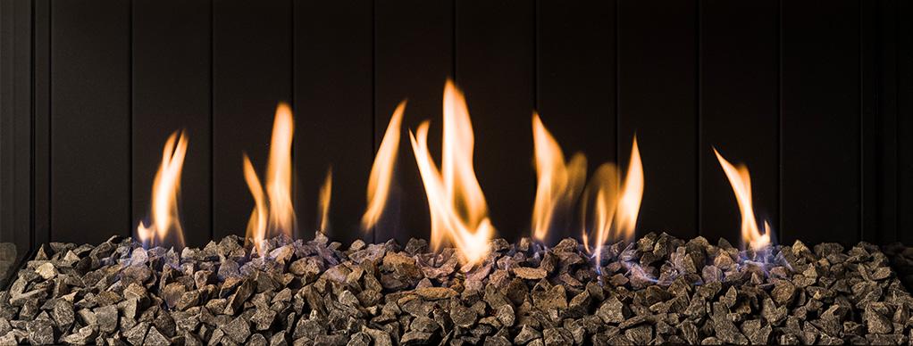 Trimline Fires - bazaltové ohnisko krbyonline