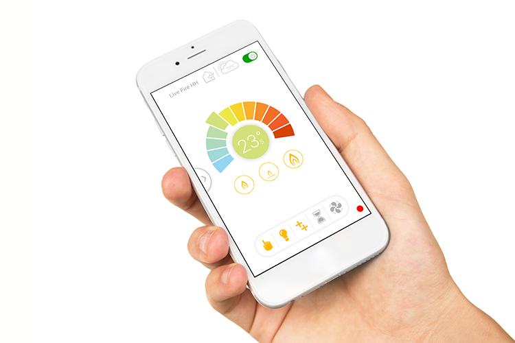 Trimline Fires - mobilná aplikácia krbyonline