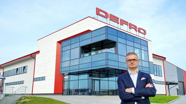 Defro Home firma v Polsku krbyonline