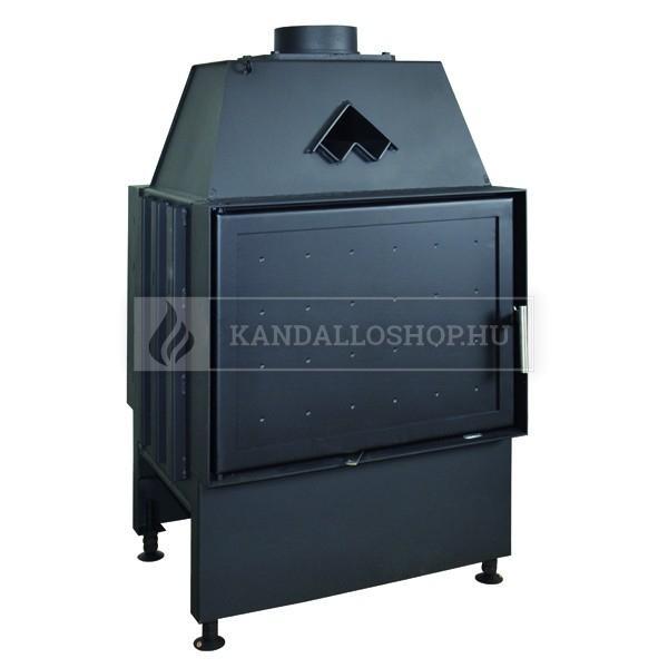 Kobok Chopok O 730/450 510 560 kétoldali zárt égésterű kandallóbetét oldalra nyíló ajtóval kandalloshop