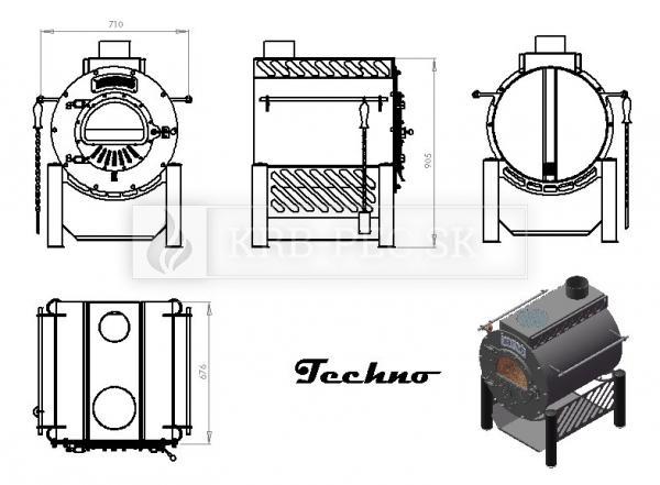 BRUNO 01 Techno