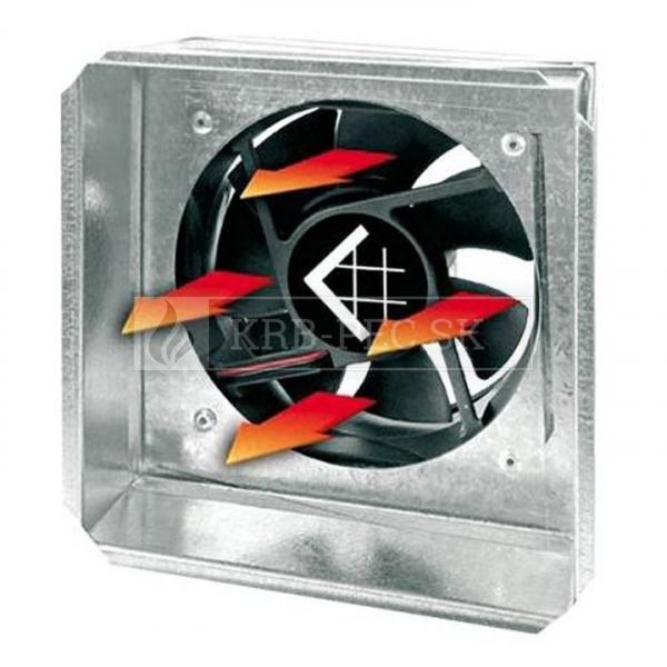 Ventilátor 1717/100 ťažný s čidlom