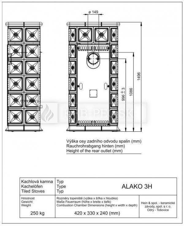 ALAKO 3H