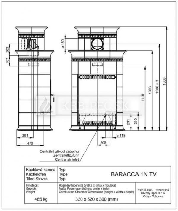 BARACCA 1N TV
