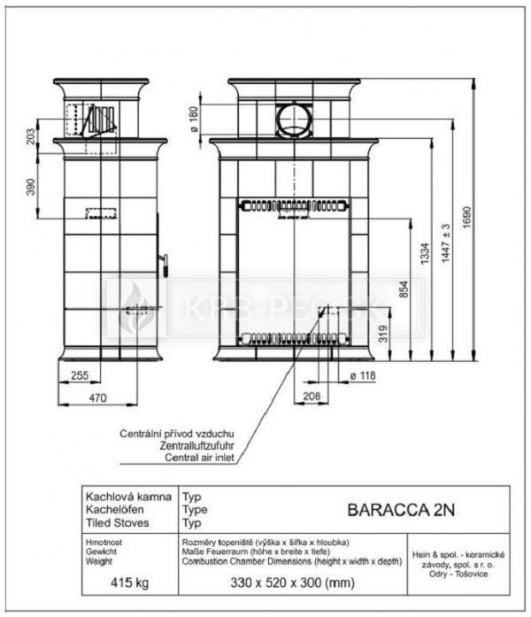 BARACCA 2N