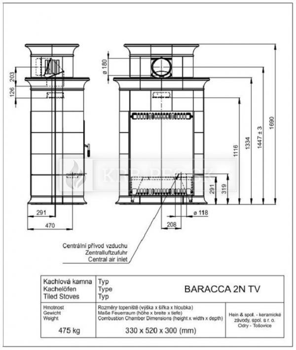 BARACCA 2N TV