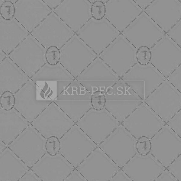 Zambaiti Parati - Trussardi Wall Decor 5 #Z21860 luxusná vliesová tapeta s vinylovým povrchom krb-pec