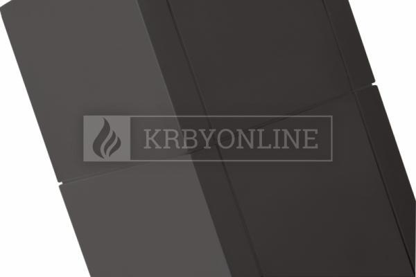 Hein Solid R veľkoformátová keramika s kvalitnou krbovou vložkou a dizajnovým sklom krbyonline