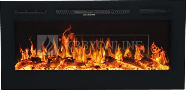 Aflamo Majestic 45 moderný elektrický krb s 3D efektom plameňa krbyonline